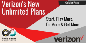 verizon unlimited start do play get more