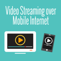 video streaming over mobile internet tv movies