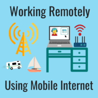 Working Remotely over Mobile Internet guide